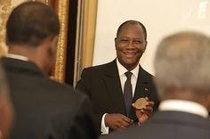 Alassane Ouattara, Laurent Gbagbo. Un pays, deux hommes politiques aux visions et approches diamétralement opposées. Deux hommes pour qui la notion de paix, de dialogue, de tolérance, de réconciliation semblent ne pas avoir la même signification. Ainsi pourrait se résumer les 13 de