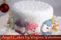 fondant cake decorating inspiration