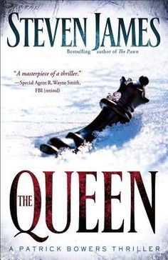 """In his most explosive thriller yet, bestselling author Steven James delivers a multi-layered storytelling tour de force that not only delivers pulse-pounding suspense but also deftly explores the rippling effects of the choices we make.  """"The Queen"""" is a techno-thriller that will leave you breathless"""