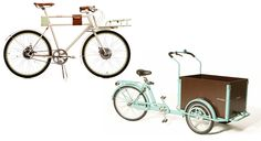 Roll Models - The best in stylish rides for the bicycle commuter (Elle decor)
