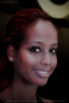 My Resent Work of Fashion Make-up, Photography & Graphic Work - Model: Jasmin Kadir Please re-pin my work. Thanks!