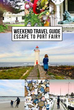 Australia Travel Guide - Port Fairy Weekend Travel Guide - Great Ocean Road Victoria mypoppet.com.au