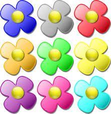 Afbeeldingsresultaat voor clip art flowers