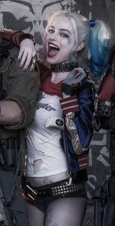 The 5 costumes everyone's wearing this Halloween: Harley Quinn.
