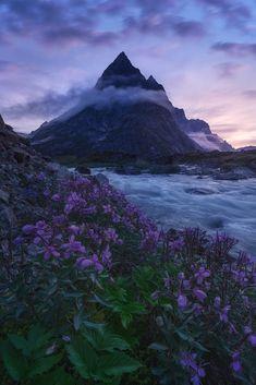 Nanortalik, Greenland - by Max Foster