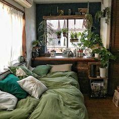 Simple Bedroom Decor, Room Ideas Bedroom, Modern Bedroom, Bed Room, Bedroom Designs, Contemporary Bedroom, Bedroom Furniture, Cozy Bedroom, White Bedrooms