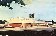Inglewood CA BBQ Pete 1959 Circle Room | eBay