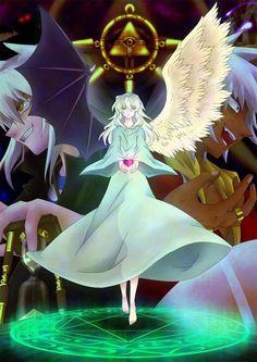Millennium Ring, Change of Heart, Ryou, Yami Bakura, Thief King Bakura/Akefia Desenho Yu Gi Oh, Resident Evil, Geeks, Bakura Ryou, Manga Anime, Anime Art, Dark Side Of Dimensions, Dragon Ball, Change Of Heart
