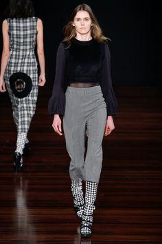 Alexandre Herchcovitch S�o Paulo Fall 2016 Fashion Show