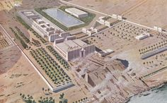 Karnak, the Largest Temple of All Time Ancient Egypt History, Ancient Rome, Rome Architecture, Fantasy World Map, Chief Architect, Ancient Symbols, Ancient Civilizations, All About Time, Building