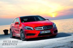 #SouthwestEngines Mercedes benz a class.The Mercedes-Benz A-Class is a supermini, now a small family car, produced by the German automobile manufacturer Mercedes-Benz