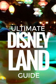 The Ultimate Guide to Disneyland with Kids