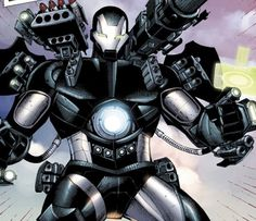 Iron Man II James Rhodes/War Machine