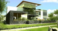 Hill Villa | contemporary home architecture | Abduljabbar Jubbory