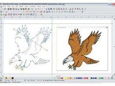 Curso de matriz de bordados computarizado curso ponchado digital