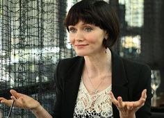 essie davis photos | ... evoke memories of Essie Davis' Tasmanian childhood. Photo: Eddie Jim