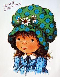 Dutch 70s Fairytalebook 10 fairytales Hansel and door Sillyshopping