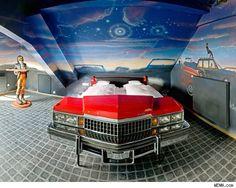yeaaaaah!!!  Even more Car Beds For Big Kids!