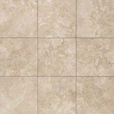 Mohawk Industries 16416 Golden Porcelain Floor Tile 18 Inch X S