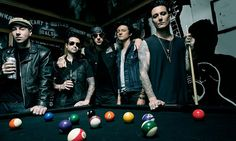July 27 (Doors open at 1 p.m.): One G-Pass Ticket to Mayhem Festival feat. Avenged Sevenfold, Korn