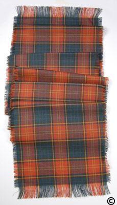 Irish County Roscommon Tartan Sash Tartan Sash, Tartan Kilt, Red Plaid, Plaid Scarf, Tweed, Irish Tartan, Irish Warrior, Highland Games, Scottish Tartans