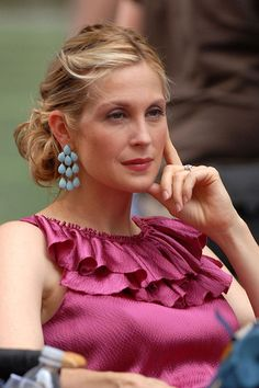 "Kelly Rutherford portrays the character of Lily van der Woodsen in the episode ""Rufus Getting Married""......."