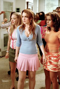 In honor of the 10 year anniversary of Mean Girls, here are some memorable life lessons // #MeanGirls #life #advice