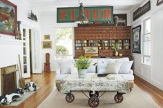 This Charming Texas Home Proves More is More countryliving