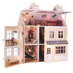 Escala 1:12 enmarcado cuadro impresión de selección de fruta casa de muñecas en miniatura de arte