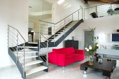 Modern Staircase Photo With Get Inspired : 10 Incredible Modern Staircases