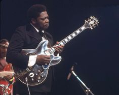 Ask any music fan to make a list of famous guitars, and they'll likely start with B.B. King's belove... - Michael Ochs Archives/Getty Images