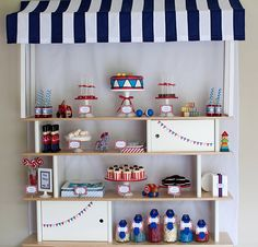 Toy Shop Themed Birthday Party || by Nicky Sheppard of Sweet Details, featured on Kara's Party Ideas, photography by Giggles Photography