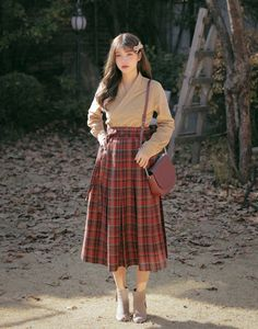 Korean Girl Fashion, Korean Fashion Trends, Korean Street Fashion, Japanese Fashion, Cute Fashion, Modest Fashion, Korean Fashion Casual, Apostolic Fashion, Cute Casual Outfits
