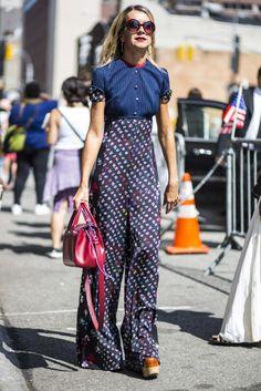 Street style from New York fashion week spring/summer '16 - Vogue Australia