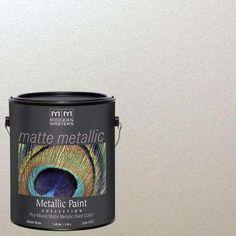 Oyster Metallic Interior Paint