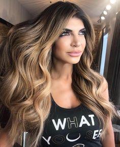 [New] The 10 Best Hairstyles Today (with Pictures) - duble set 300 gram Doğal Gerçek Saç Expres kargo ile Adresinize teslimat Hızlı iletişim için lütfen Watsapp 0090545 522 7474 Viber 0090545 522 New Hair Do, My Hair, Hairstyles Haircuts, Summer Hairstyles, Blonde Hairstyles, Hair Inspo, Hair Inspiration, Teresa Giudice, Aesthetic Beauty