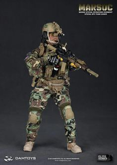 US Marine Corp MARSOC