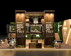 Exhibition Stall, Exhibition Stand Design, Food Park, Environmental Graphic Design, Display Design, Office Interior Design, Display Boxes, Event Design, Dinner Ware
