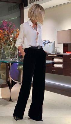 Великолепные идеи образoв Stylish Work Outfits, Business Casual Outfits, Office Outfits, Classy Outfits, Chic Outfits, Fashion Outfits, Sophisticated Outfits, Casual Chic, Work Fashion