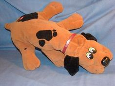 I still have this same pound puppy to this day in a chest...I slept with it every night!!!