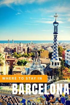 Where To Stay In Barcelona Barcelona City, Barcelona Travel, Cheap Hotels In Barcelona, Barcelona Spain, Travel Blog, Travel Tips, Travel Ideas, Barcelona Accommodation, Barcelona Where To Stay
