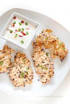 crocchette di pollo e tortillas