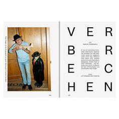 ZEIT Magazin Mann #zeitmagazin #bureauborsche #mirkoborsche