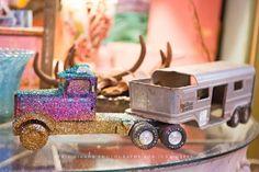 glitter trucks ... junk gypsy inspiration for (APRIL PIZANA PHOTOGRAPHY) @pbteen
