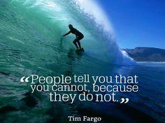 Tim Fargo quote
