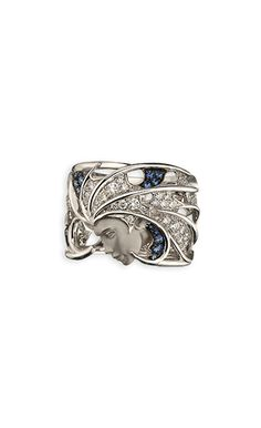 Magerit - Atlantis Collection: Ring Sirena Aire