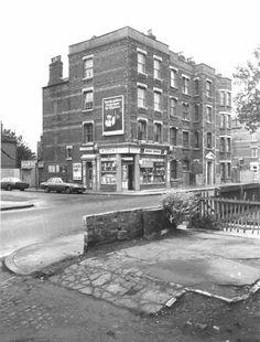 Albany Road, Camberwell, 1977
