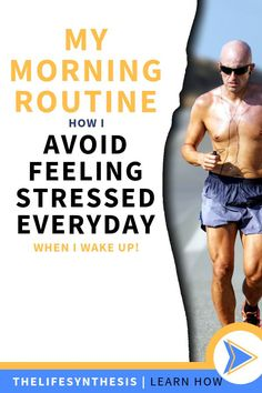My Morning Routine Stress Management Activities, Stress Management Techniques, Stephen Covey Books, Feeling Stressed, How Are You Feeling, Morning Habits, Morning Routines, Productive Things To Do, Evening Routine