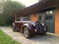 Alfa Romeo : Other Cabriolet 1939 Alfa Romeo 6C2300B Cabriolet - http://www.legendaryfind.com/carsforsale/alfa-romeo-other-cabriolet-1939-alfa-romeo-6c2300b-cabriolet/