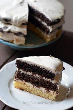 Mandy kertje és konyhája: Fekete herceg torta